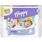TOP 1. - Bella Happy Newborn Big Pack 2-5 kg 78 ks