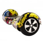 TOP 1. - Berger Hoverboard City 6.5 XH-6 Graffiti