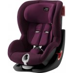 TOP 1. - Britax Römer King II Black Edition 2019 Burgundy Red