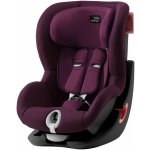 TOP 1. - Britax Römer King II LS Black Edition 2019 Burgundy Red