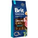 TOP 5. - Brit Premium by Nature Sensitive Lamb 15 kg