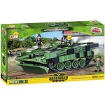 TOP 4. - Cobi 2498 Small Army II WW Strv 103C S-tank