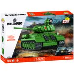 TOP 5. - Cobi 3005A World of Tanks Tank T-34/85