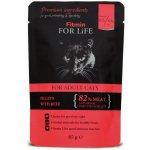 TOP 2. - Fitmin for Life Cat hovězí 85 g