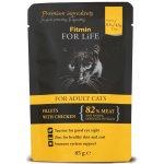TOP 3. - Fitmin for Life Cat kuřecí 85 g