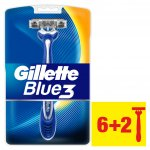 TOP 5. - Gillette Blue3 8 ks