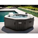 TOP 1. - Intex 28458 PureSpa Jet & Bubble Deluxe Octagon