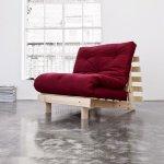 TOP 1. - Karup Roots 90 futon Nelakovaný</p>