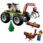 TOP 5. - LEGO City 60181 Traktor do lesa