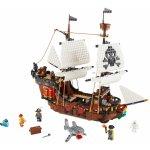 TOP 3. - LEGO Creator 31109 Pirátska loď