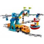 TOP 4. - Lego Duplo 10875 Nákladní vlak