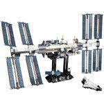 TOP 4. - LEGO Ideas 21321 Mezinárodní vesmírná stanice