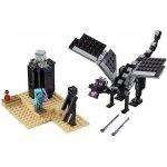 TOP 2. - Lego Minecraft 21151 Souboj ve světě End