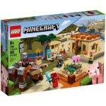 TOP 1. - Lego Minecraft 21160 Útok Illagerů