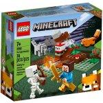 TOP 3. - Lego Minecraft 21162 Dobrodružství v tajze