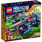 TOP 3. - LEGO Nexo Knights 70315 Clayova burácející čepel</p>