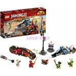 TOP 2. - Lego Ninjago 70667 Kaiova motorka s čepelemi a Zanův sněžný skútr