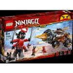 TOP 1. - Lego Ninjago 70669 Coleův razicí vrták