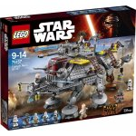 TOP 5. - Lego Star Wars 75157 AT-TE kapitána Rexe