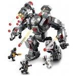 TOP 4. - LEGO Super Heroes 76124 War Machine v robotickém obleku