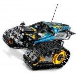 TOP 2. - LEGO Technic 42095 Kaskadérské závodní auto na dálkové ovládání