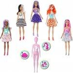 TOP 2. - Mattel Barbie Color reveal panenka Barbie vlna 1