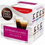 TOP 1. - Nescafé Dolce Gusto Espresso&Lungo Mix Box 16 ks</p>