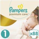 TOP 5. - Pampers Premium Care 1 Newborn 2-5 kg 88 ks