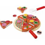 TOP 4. - PLAYTIVE JUNIOR Dřevěné potraviny pizza</p>