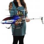 TOP 4. - RCobchod GT 8006 obrovský RC vrtulník 134cm RTF 1:10
