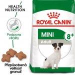 TOP 4. - Royal Canin Mini Adult 8+ 8 kg