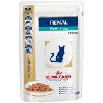 TOP 1. - Royal Canin Veterinary Diet Cat Renal Tuna kapsička 12 x 85 g