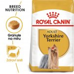 TOP 5. - Royal Canin Yorkshire Terrier Adult 7,5 kg