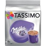 TOP 4. - Tassimo Milka horká čokoláda 8 ks