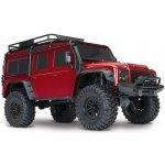 TOP 4. - Traxxas TRX-4 Land Rover Defender TQi RTR červená 1:10