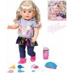 TOP 5. - Zapf Starší sestřička BABY born Soft Touch blondýnka 43 cm