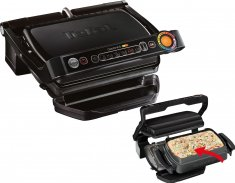 Tefal GC714834 Optigrill+ black