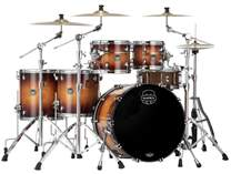 MAPEX Saturn Evolution Exotic Sunburst AKCE