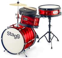 STAGG Junior 3/ 12B Red