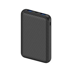 AlzaPower Carbon 10000mAh Fast Charge