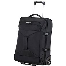 American Tourister Road Quest Duffle/WH 55 Solid Black