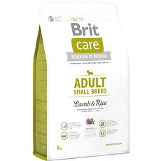 Brit Care Adult Small Breed Lamb & Rice 3 kg AKCE