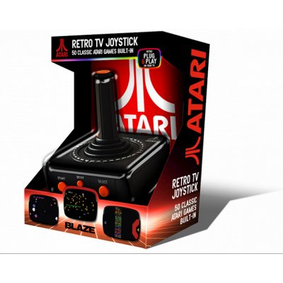TOP 2. - Atari Retro Plug and Play TV Joystick