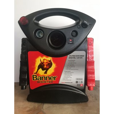 TOP 5. - Banner BOOSTER P3 Professional Evo MAX