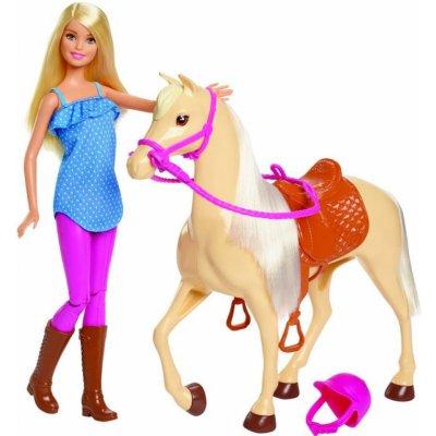 TOP 5. - Barbie Panenka s koněm