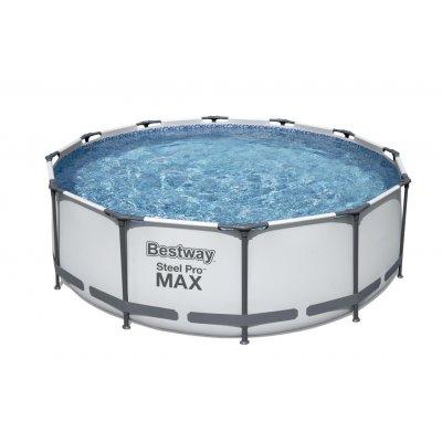 TOP 4. - Bestway Steel Pro Max 3,66 x 1 m 15511