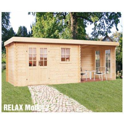TOP 4. - BPP Relax 28 mm modul 2 600 x 250 cm přírodní