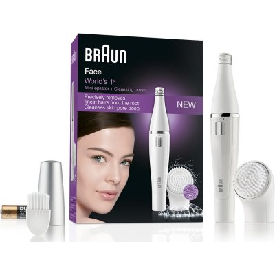 TOP 3. - BRAUN Face 810