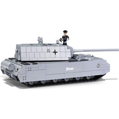 TOP 4. - Cobi 3024 World of Tanks SdKfz 205 Panzer VIII MAUS