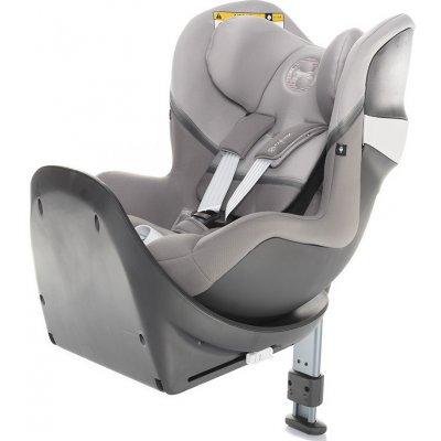 TOP 4. - Cybex Sirona M2 i-Size 2021 Soho Grey